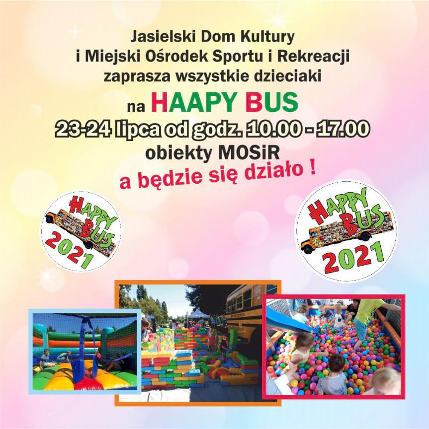 Happy Bus zatrzyma się w Jaśle