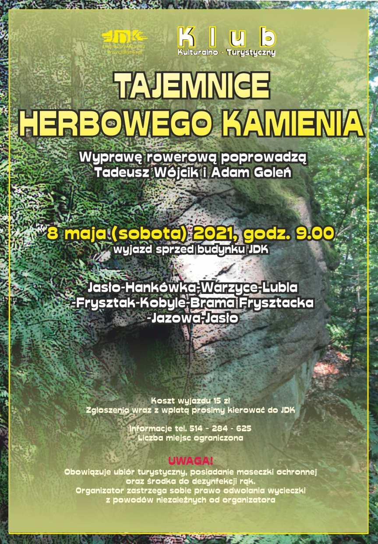 """Klub Kulturalno-Turystyczny JDK: wyprawa rowerowa do rezerwatu """"Herby"""""""