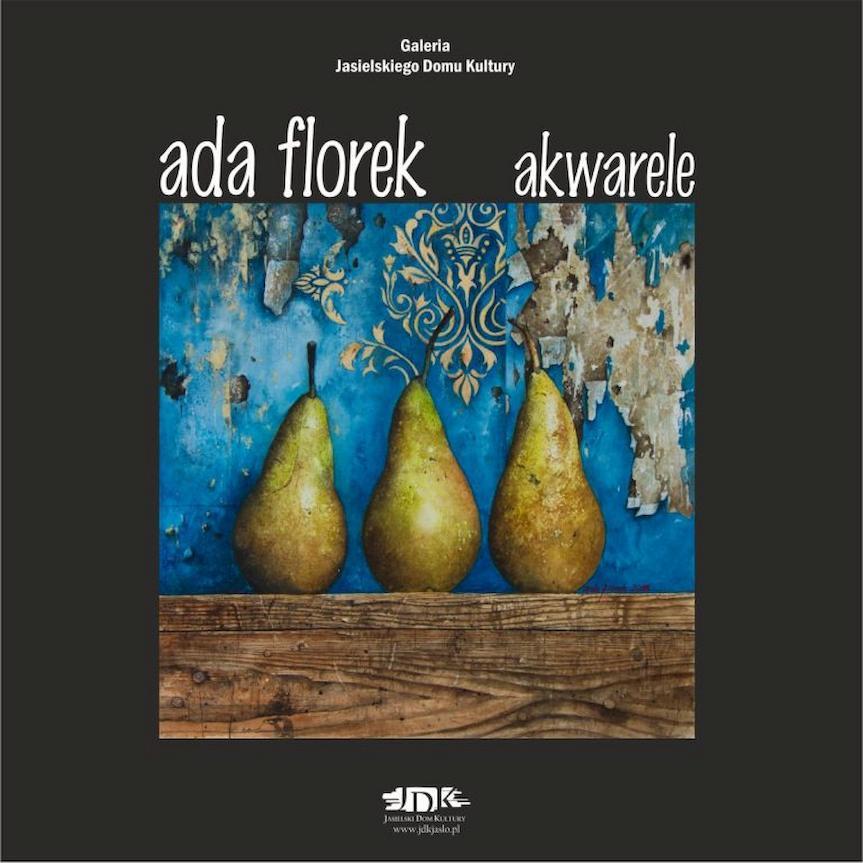Wernisaż wystawy prac Ady Florek