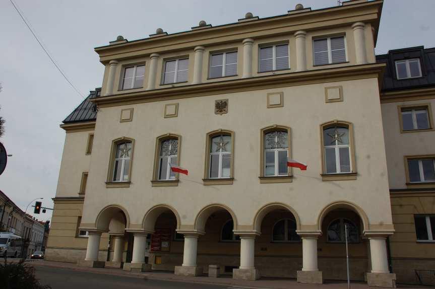 XLVII Sesja Rady Powiatu w Jaśle