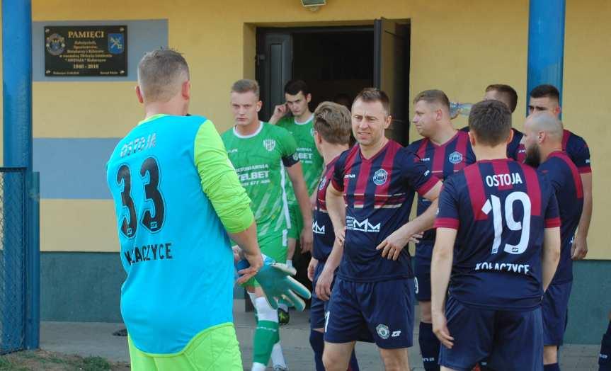 Ostoja Kołaczyce - Przełęcz Dukla 2-0