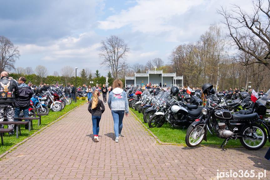 Rozpoczęcie Sezonu Motocyklowego w Dębowcu