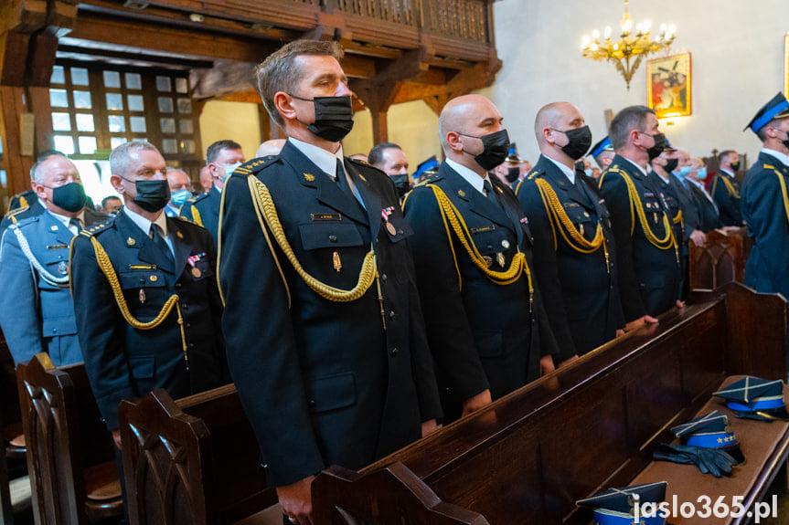 Uroczystości KP PSP w Jaśle