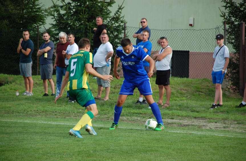 V liga krośnieńska. Mecz Tempo Nienaszów - LKS Czeluśnica 1-0
