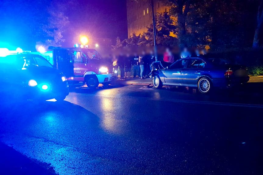 Wypadek w Jaśle na 3 Maja