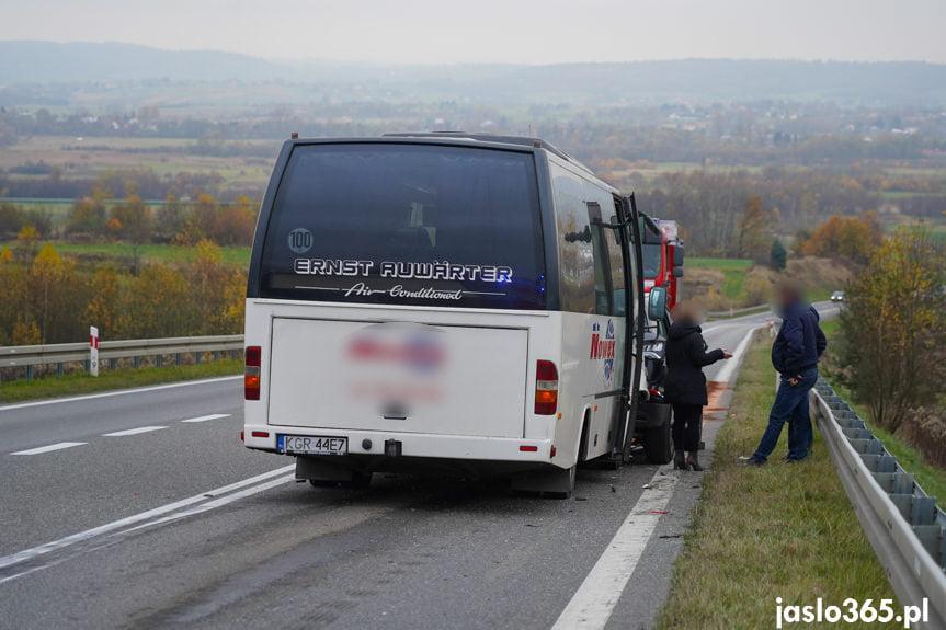 Wypadek w Warzycach